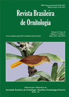 Brazilian Journal of Ornithology